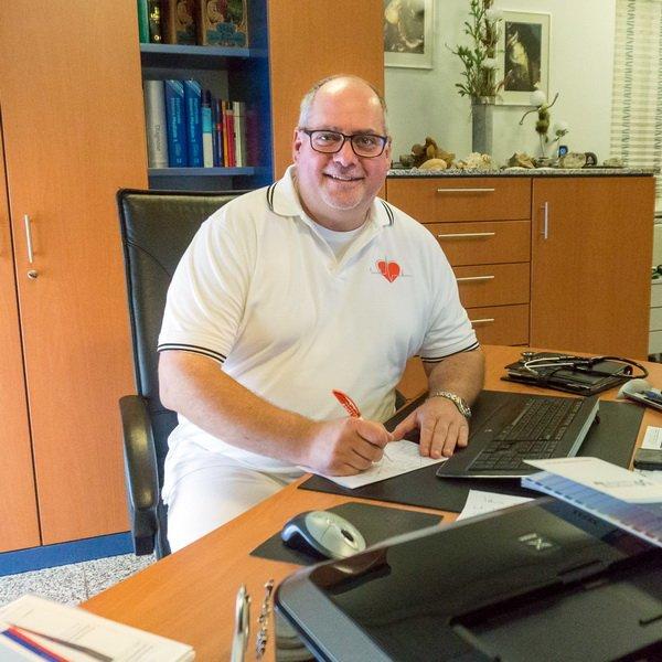 Dr. Thomas Riegel - Internist Maintal - Hausarzt